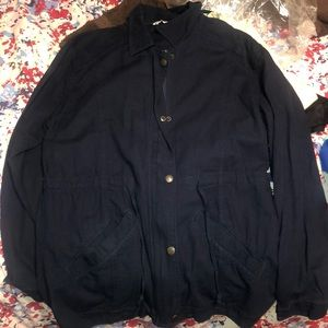 Abercrombie light fall jacket